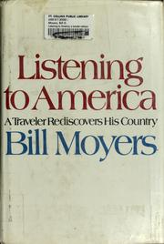 Cover of: Listening to America