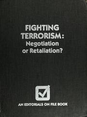 Cover of: Fighting Terrorism |