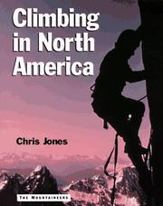 Cover of: Climbing in North America