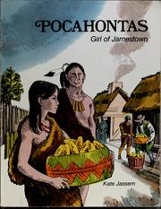 Cover of: Pocahontas, girl of Jamestown