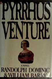 Cover of: Pyrrhus Venture