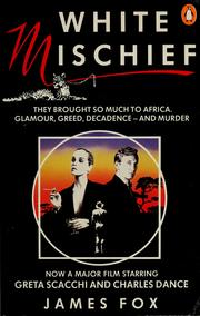 Cover of: White mischief