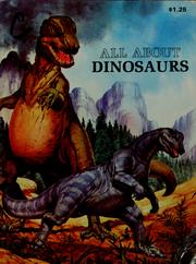 Cover of: All about dinosaurs | David Lambert