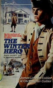The Winter Hero by James Lincoln Collier