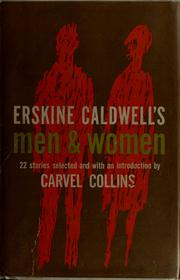 Cover of: Men and women