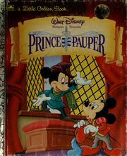 Cover of: Walt Disney Pictures presents The prince and the pauper