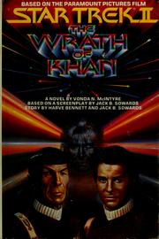 Cover of: The Wrath of Khan