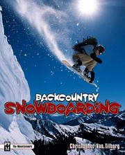 Cover of: Backcountry snowboarding