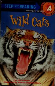 Cover of: Wild cats