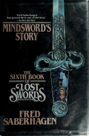 Cover of: Mindsword's story: The Sixth Book of Lost Swords