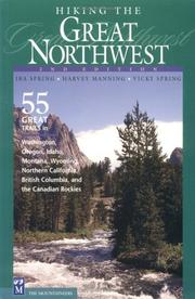 Cover of: Hiking the great Northwest