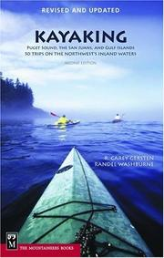 Cover of: Kayaking Puget Sound, the San Juans, and Gulf Islands | Randel Washburne