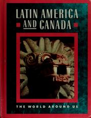 Cover of: Latin America And Canada