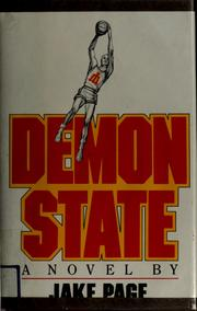 Cover of: Demon state: a fable