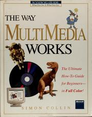 Cover of: The way multimedia works