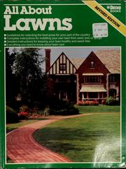 All about lawns by Michael MacCaskey