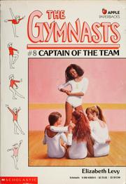 Cover of: Captain of the Team (Gymnasts, No 8)