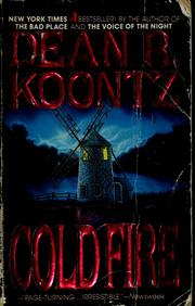Cover of: Cold fire | Dean R. Koontz