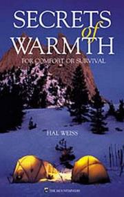 Cover of: Secrets of Warmth