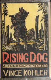 Cover of: Rising dog | Vince Kohler