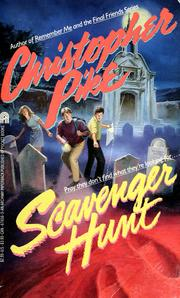 Cover of: Scavenger Hunt