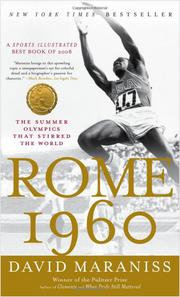 Cover of: Rome 1960