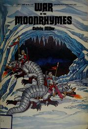 Cover of: War of the Moonrhymes