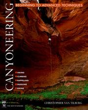 Cover of: Canyoneering