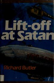 Cover of: Lift-off at Satan | Butler, Richard