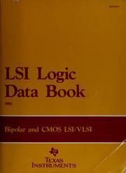 Cover of: Lsi Logic Data Book, 1986 |