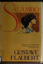 Cover of: Salambo | Gustave Flaubert