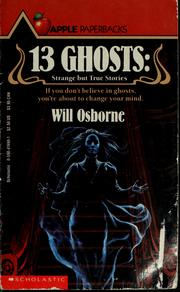 Cover of: 13 ghosts