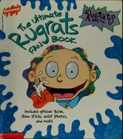 Cover of: The ultimate Rugrats fan book | Jefferson Graham