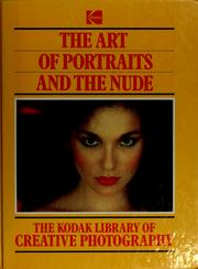 The Art of portraits and the nude.