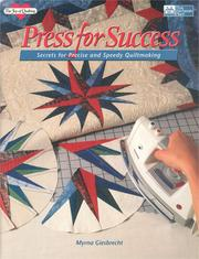 Cover of: Press for success