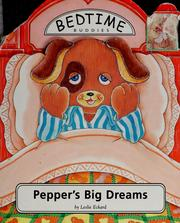 Cover of: Pepper's big dreams