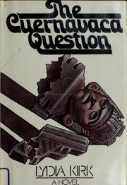 Cover of: The Cuernavaca question