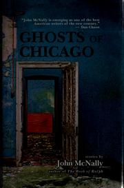 Cover of: Ghosts of Chicago | McNally, John