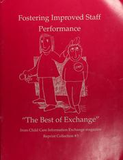 Fostering Improved Staff Performance (Best of Exchange)