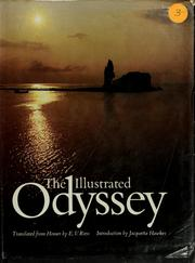 Cover of: The illustrated Odyssey