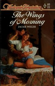 Cover of: Wings Of Morning
