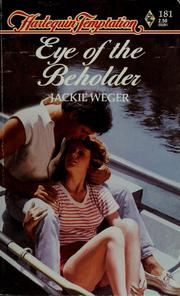 Cover of: Eye Of The Beholder
