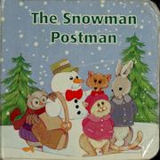 Cover of: The snowman postman |