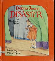 Cover of: Donna Jean's disaster