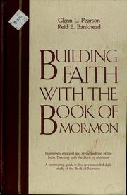 Cover of: Building faith with the Book of Mormon