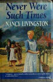 Cover of: Never were such times