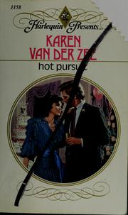 Cover of: Hot pursuit