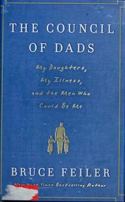 The council of dads by Bruce S. Feiler