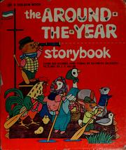 Cover of: The around-the-year storybook