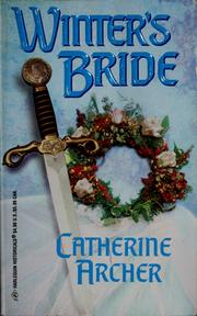 Cover of: Winter's bride